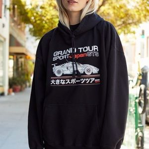 Grand Tour Brandy Melville Black Hoodie